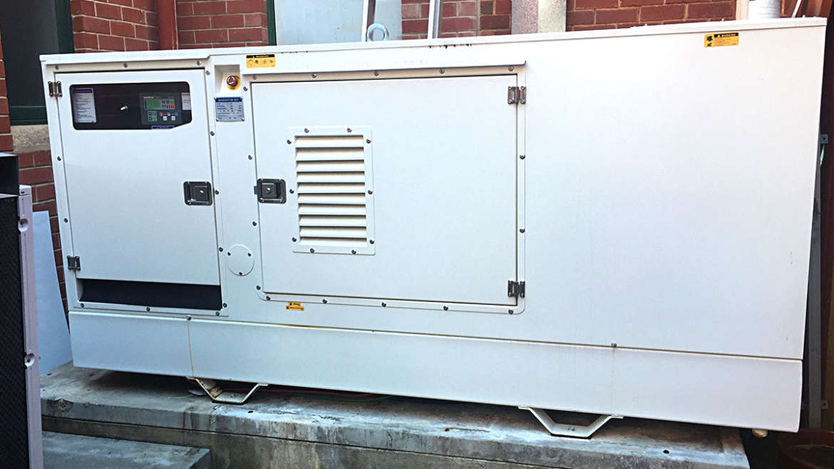 Case Study: City of Burnside Back Up Power Generator