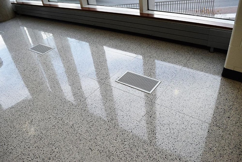 Advantages Of Tate Access Floor Systems