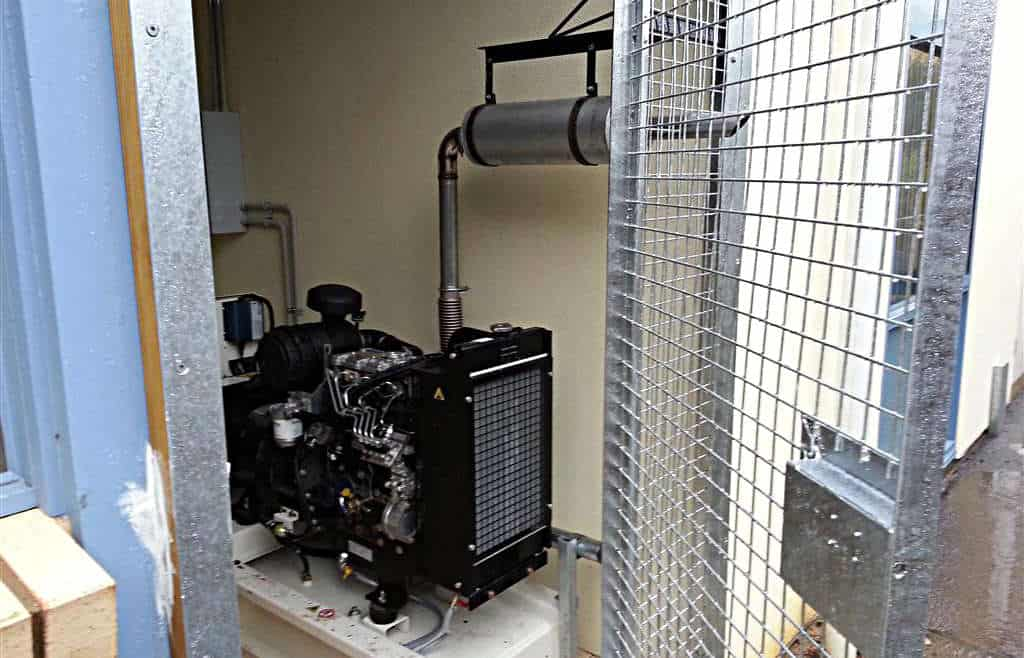 Case Study: Mid Murray Council Back Up Power Generator