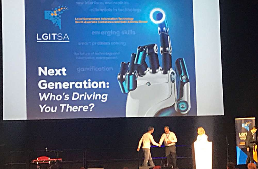 Highlights from the 2018 LGITSA Conference – Next Generation: Who's Driving You There?