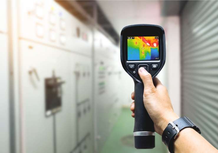 Take a Proactive Approach to System Management with Thermal Imaging