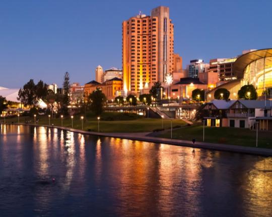 Adelaide – Australia's Greenest City?
